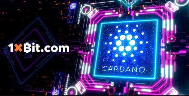 Người dùng Sòng bạc 1xBit hiện có thể Đặt cược bằng Tiền điện tử đảm bảo an toàn Cardano (ADA)
