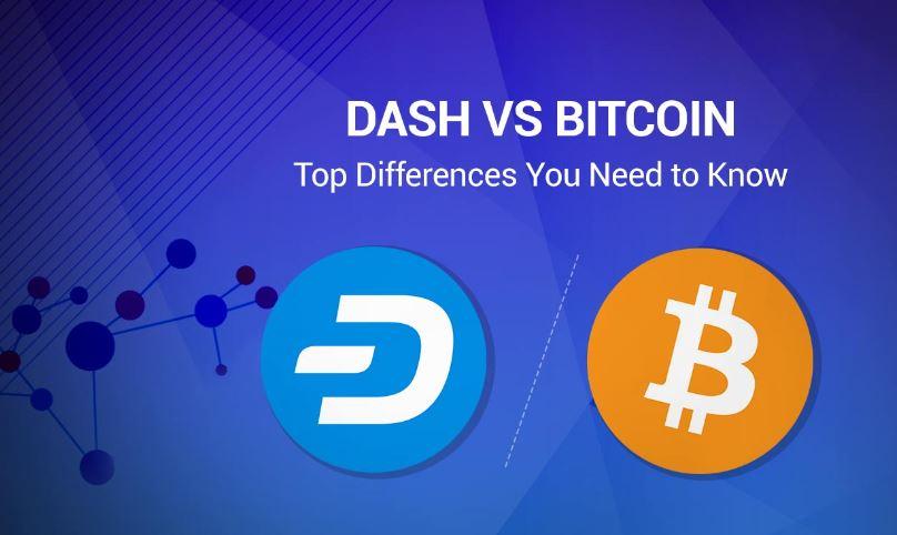 Dash VS Bitcoin