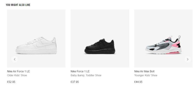 Nike - Trải nghiệm trực tuyến được cá nhân hóa