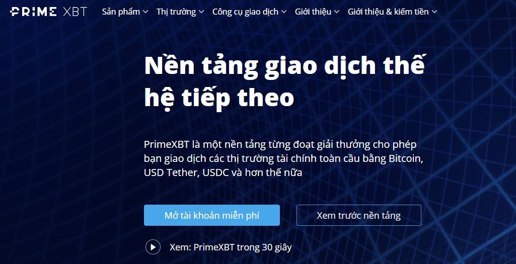 Prime XBT là gì?