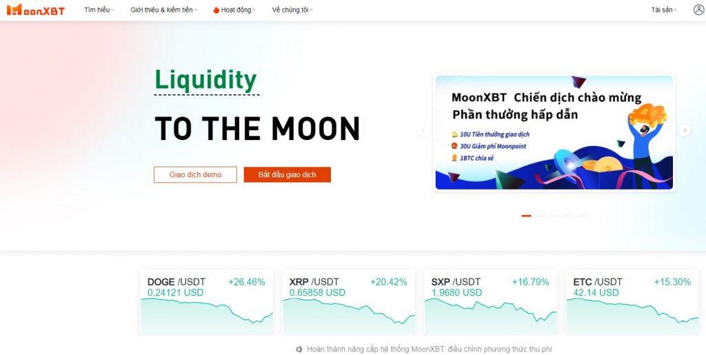 MoonXBT là gì?