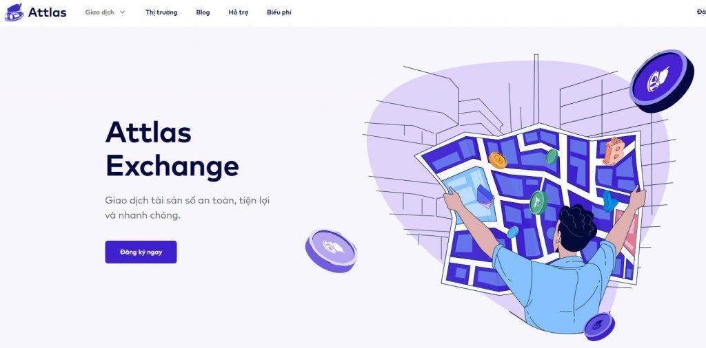 Attlas Exchange là gì?