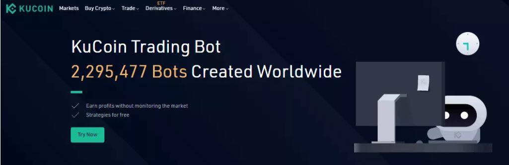 Tận dụng những gì tốt nhất từ Dịch vụ Bot giao dịch KuCoin