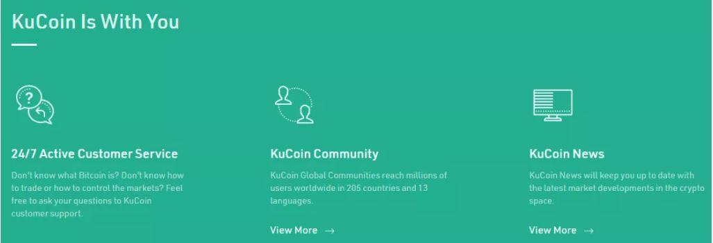 Ưu điểm của KuCoin
