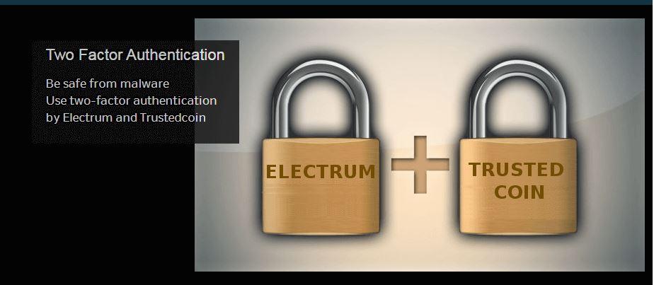 2FA bằng Ví Electrum