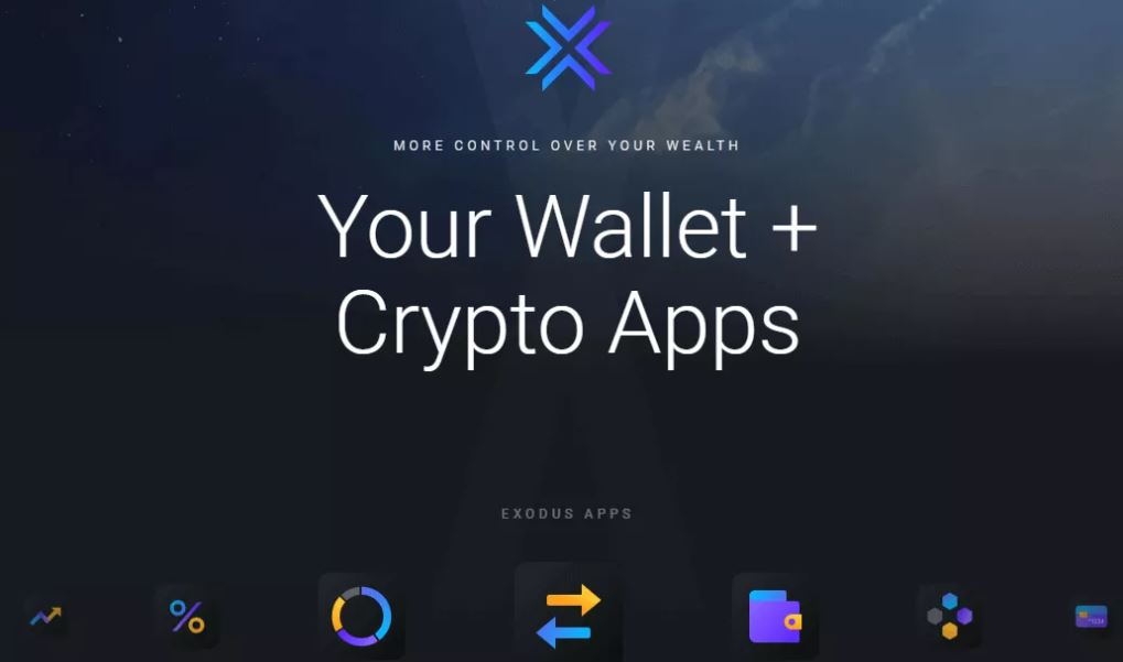Kiếm tiền lãi với ứng dụng tiền điện tử Exodus