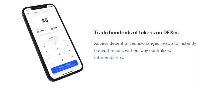 Lợi ích của việc sử dụng Coinbase Wallet