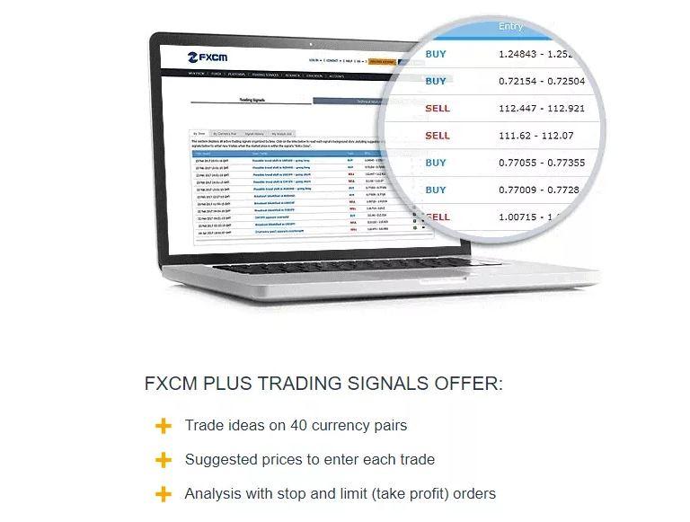 Mở tài khoản với FXCM Plus