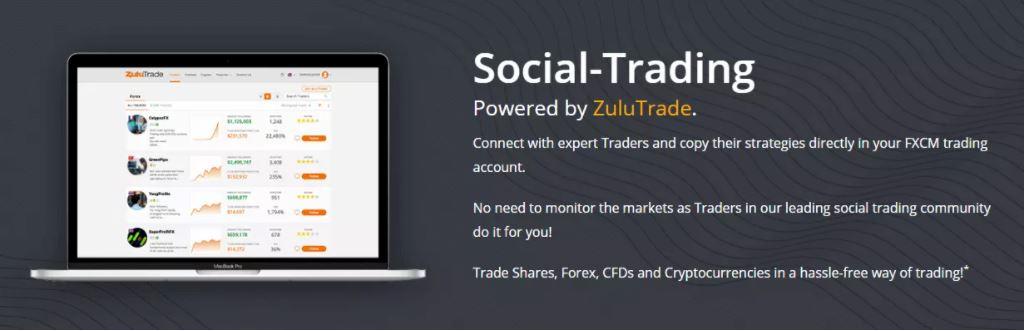 Nền tảng giao dịch bên thứ ba Zulu Trade