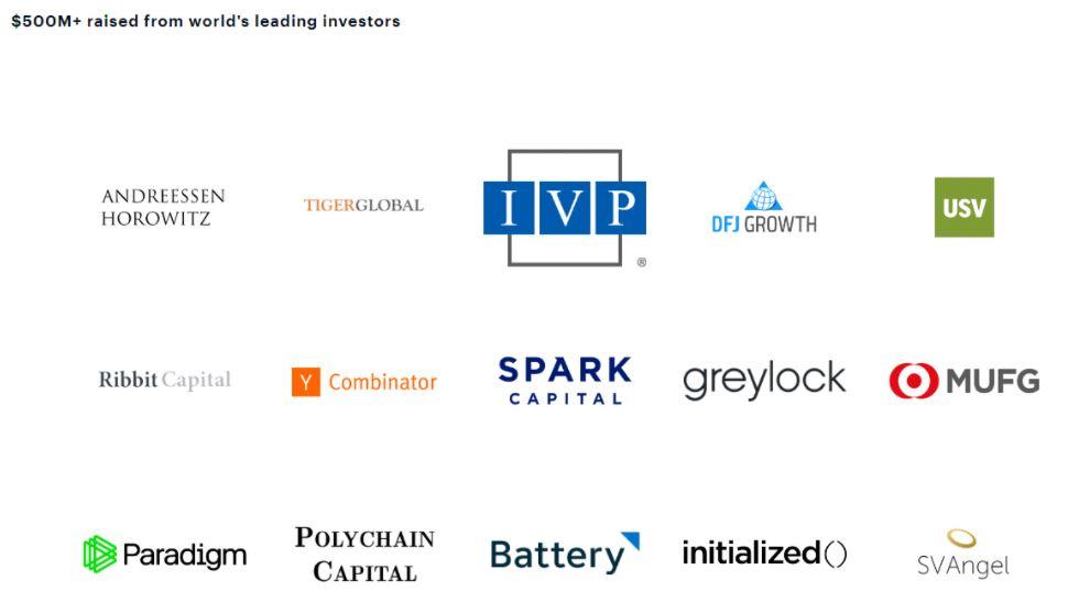 Nhà đầu tư coinbase
