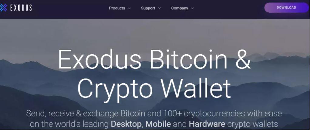 Ví Exodus Wallet là gì?
