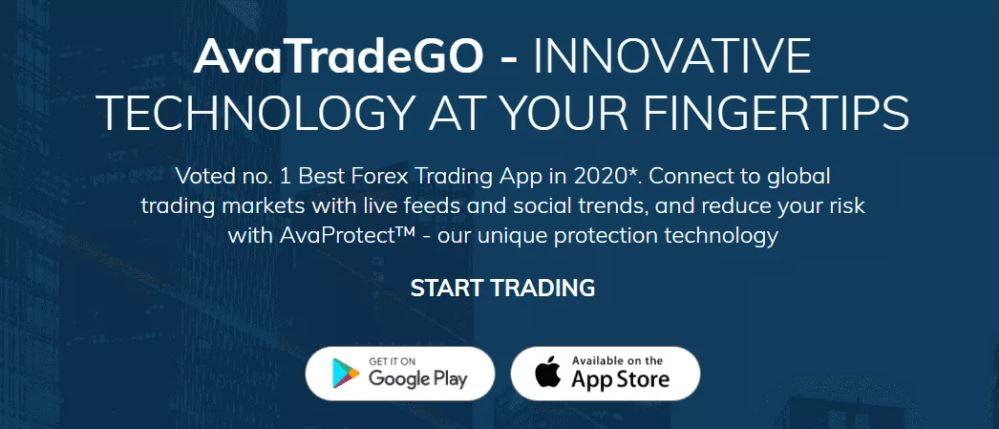 Công nghệ đổi mới của AvaTradeGO