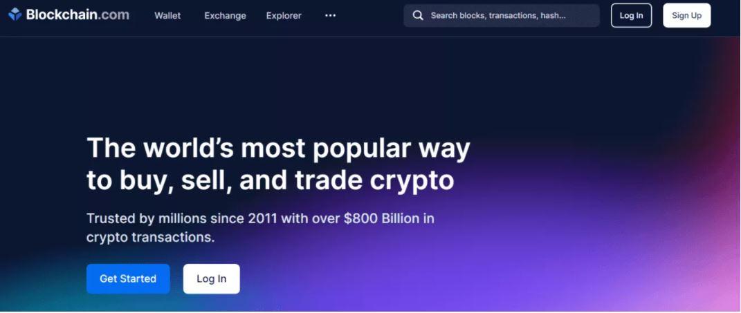 Blockchain.com là gì?