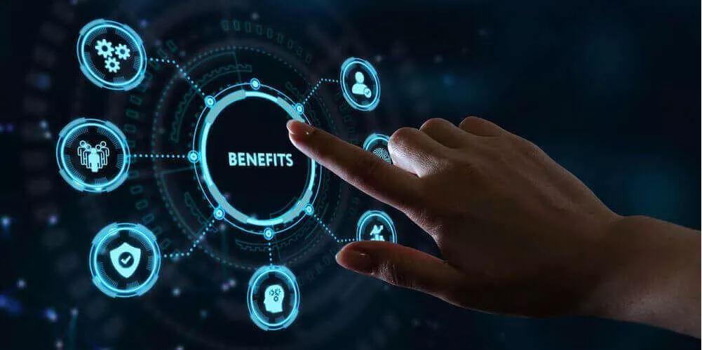 Các lợi ích chính của sòng bạc Ethereum
