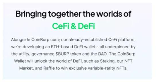 CoinBurp hoạt động như thế nào?
