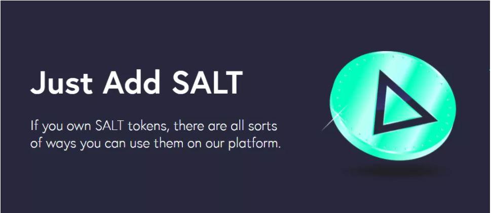 Giới thiệu về Mã thông báo SALT