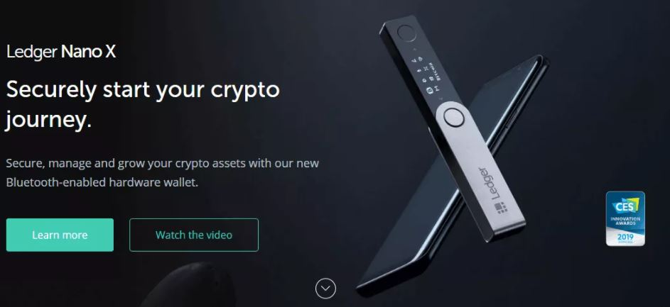 Ví tiền điện tử tốt nhất - Tận hưởng lợi ích của Ví Ledger Nano X