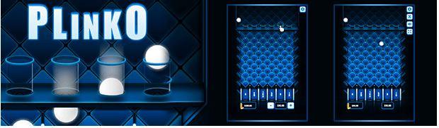 Trò chơi sòng bạc Plinko