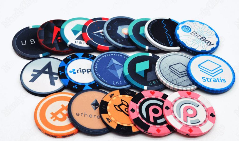 Poker tiền điện tử