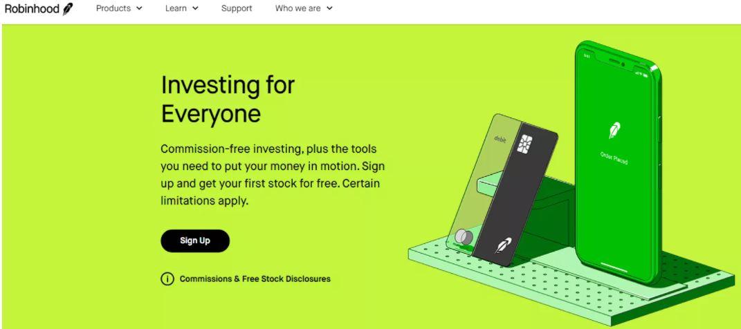 Sử dụng Ví tiền điện tử di động Robinhood và Bảo mật tài sản của bạn