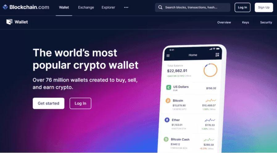 Ví Blockchain.com