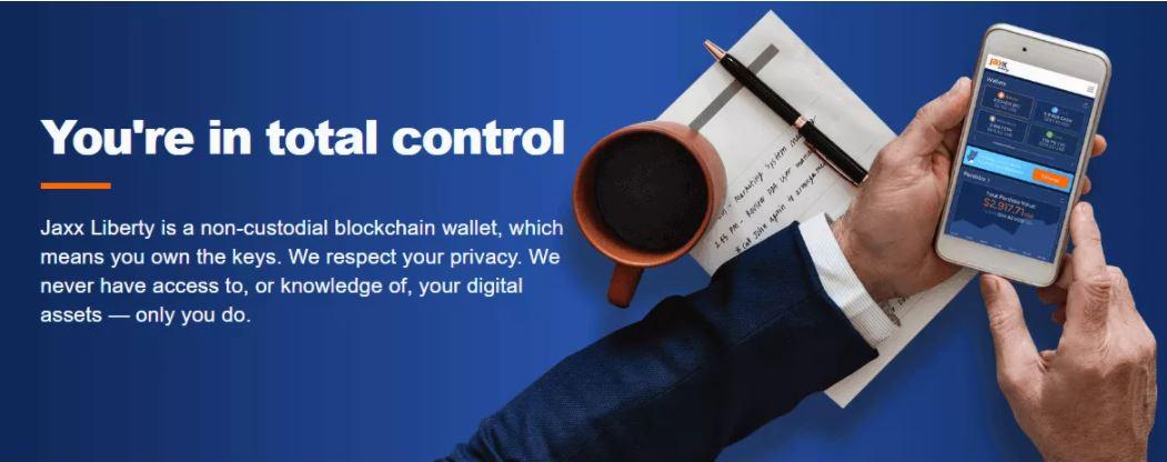 Jaxx Wallet có đáng tin cậy không?
