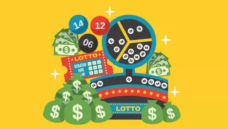 Xổ số tiền điện tử Lottery