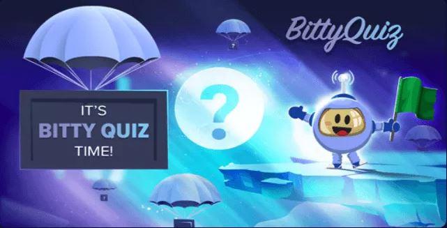 Bitty Quiz bởi mBit Casino