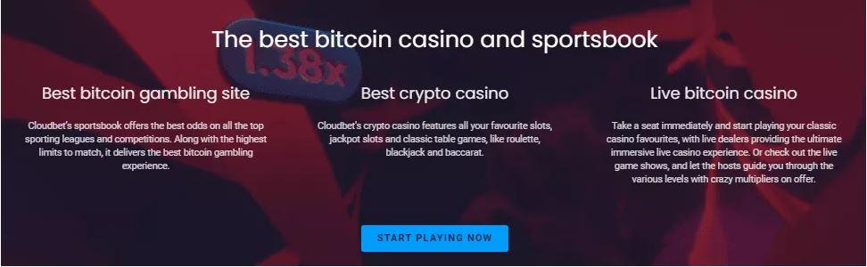 Cá cược của Cloudbet