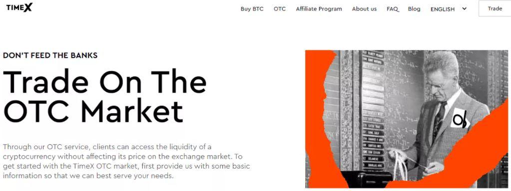 Đánh giá giao dịch TimeX - Thị trường OTC