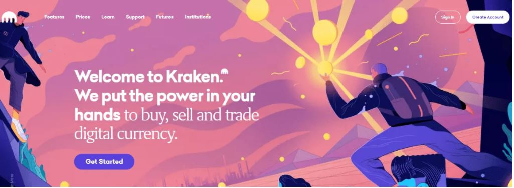 Đánh giá Kraken - Tổng quan