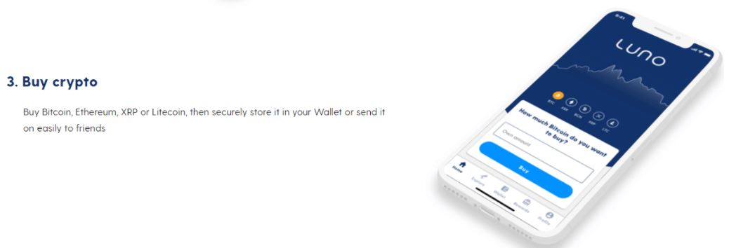 Bắt đầu mua các loại tiền điện tử yêu thích của bạn trên Luno