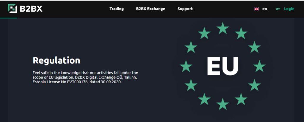 Quy chế trao đổi B2BX