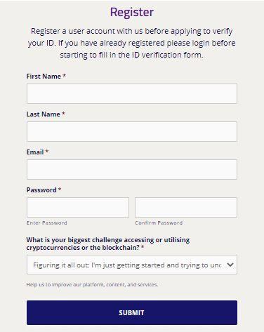 Quy trình đăng ký