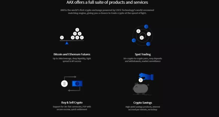 Đánh giá AAX - Sản phẩm & Dịch vụ
