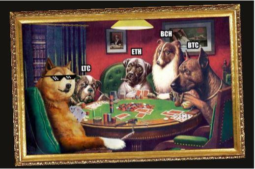 Sòng bạc Dogecoin