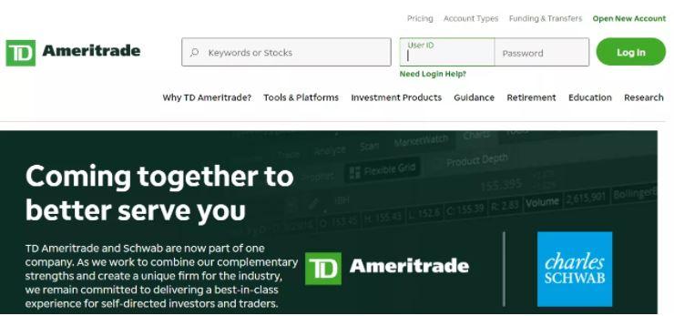 TD Ameritrade là gì?