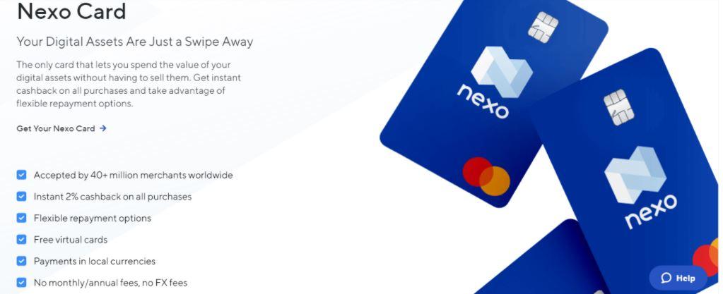 Thẻ Nexo
