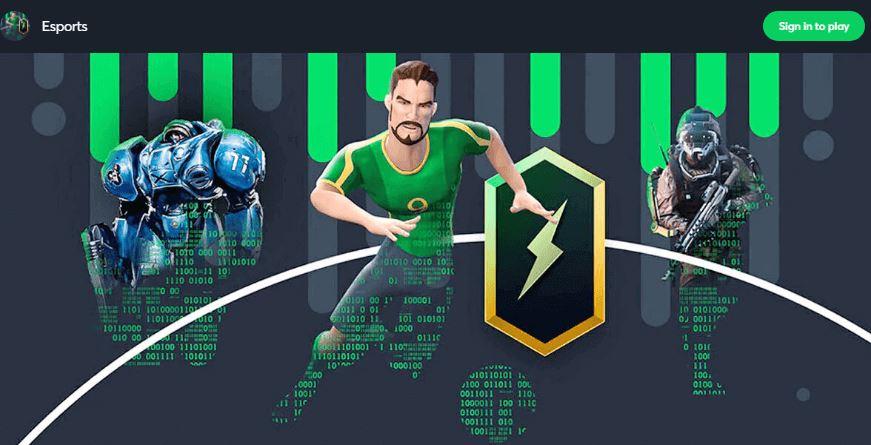 Trò chơi thể thao & thể thao điện tử của Sportsbet.io